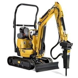 Mini Digger for Sale.